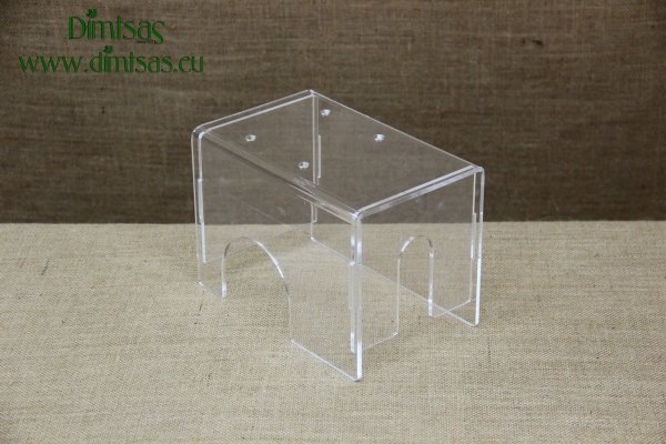 PlexiGlass Protective Cover for Reduction Gearbox Transparent No1