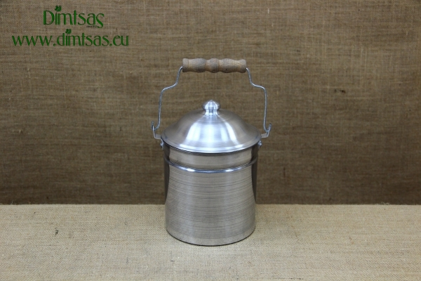 Aluminium Containers for Liquids No14