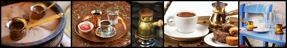 Traditional Greek Coffee